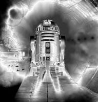 R2D2 by Tibos