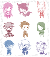 Eden cheebs by Kuumone