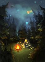 Outer Wilds by Noxiihunter