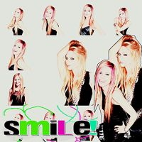 avril lavigne blends by edittionsgaby