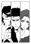 Best 3 for me in Bleach by phantomcecco