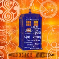 Harry Potter meets The Doctor by alohomoramymind