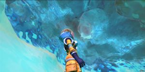 PCG Caves Beta ice 3 by Thundordan