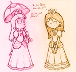 You're a tomboy princess? by Saphiin