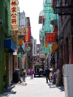 More like a typical Asian street by sakaphotogrfx