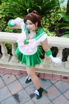 Sailor Jupiter - improved! by HoodedWoman