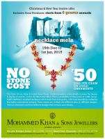 ICE NECKLACE  MELA by ammab8