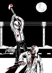 sin city fight by masterpanos