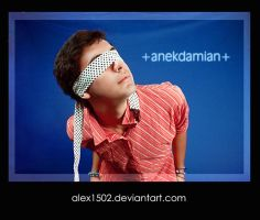 SLP Deviants: anekdamian by alex1502