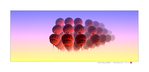 Red Balloons sm by TomWilcox