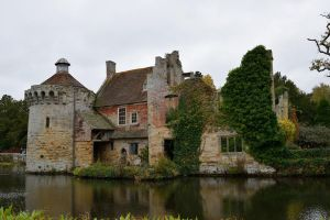 DSC 0071 Scotney Castle October by wintersmagicstock