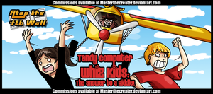 AT4W: TandyComputer Whizzkids - answer to a riddle by MTC-Studio
