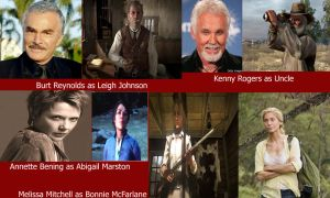 Red Dead Redemption Fan-Cast 4 by MoviezAreMyLife