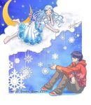 Snowflake Catching by YoukaiYume
