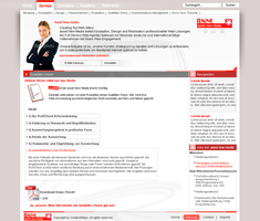 ANM Company Design by WebMedia123