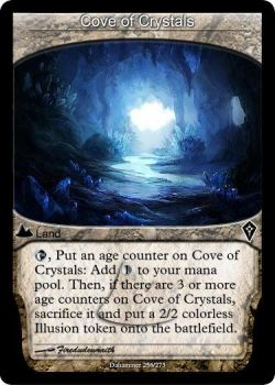 Cove of Crystals by XDahammerX