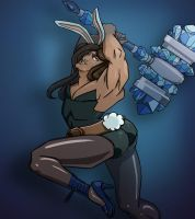 Battle Bunny Taric by ingridarcher