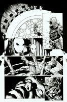 a little Court Of Owls by Blasterkid