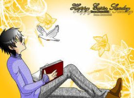 HP: Happy Easter by Avatar013 by HogwartsArt
