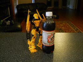 Mata Nui has a favorite drink by ToaDJacara