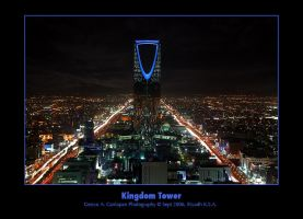 KINGDOM TOWER by jerishoots