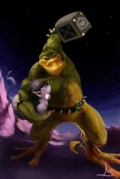 Battletoads - Revised by garyjsmith