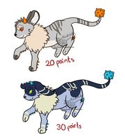 Dankaria Adoptables CLOSED by LizzysAdopts