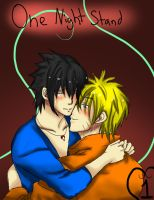 NaruSasu: One night stand  Cover by XxSasuNaruUchihaxX
