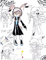 Yoshiki the Rabbit by LyRiX2012