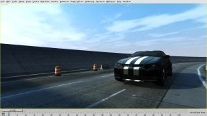 Realtime carpaint in Max wip01 by RTshaders