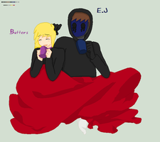 Butterskinch and Eyeless Jack by World-Detective-L