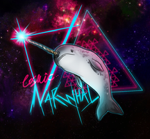 Cosmic narwhal by DonMocko