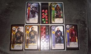the witcher 3 gwent decks by theunknownemo