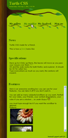 Turtle complete CSS journal by Sarnika