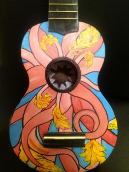 clooserrrrrr image of ukulele by misBEComing