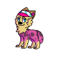 Caaptain Sprite by GalaxyPup