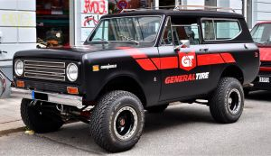 International Scout black 1 by cmdpirxII