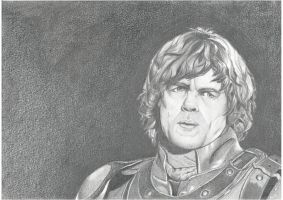 Tyrion Lannister by AdrianoPlat00n