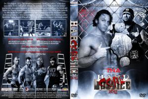 TNA Hardcore Justice DVD Cover by Chirantha