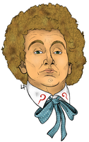 Sixth Doctor - Colin Baker by 94cape69