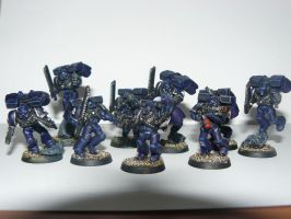 assualt space marines by superaap1