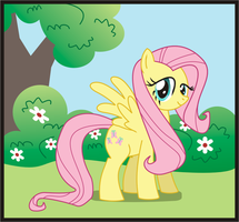 Fluttershy by Goofycabal