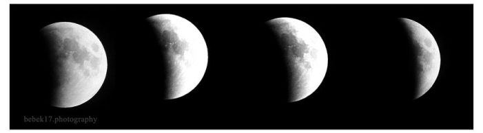 Lunar Eclipse by bebek17