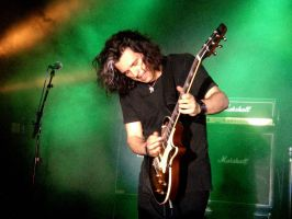 TESTAMENT - Alex Skolnick by amordragon