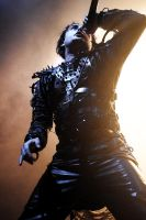 Cradle of Filth Buenos Aires 2 by RodriguezVillegas