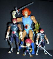 Thundercats - Lion-O by CyberDrone
