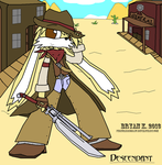 Hero of the West by Firewarrior117