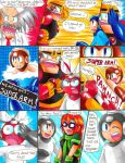 Megaman: S-H-D Manga Page 36 by Sonicbandicoot