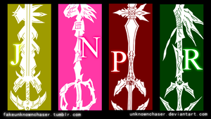 Coming Soon IX: JNPR by UnknownChaser