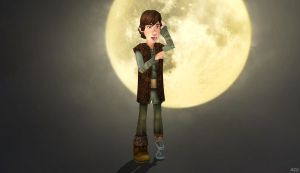 HTTYD 2 (Hiccup (young)) by jdavid6120